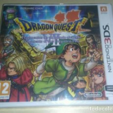 Videojuegos y Consolas: DRAGON QUEST VII ORIGINAL NUEVO PRECINTADO NINTENDO 3DS NINTENDO 2DS PAL ESPAÑA. Lote 95187439
