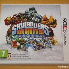 Videojuegos y Consolas: SKYLANDERS GIANTS, NINTENDO 3DS, ERCOM. Lote 95413155