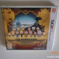 Videojuegos y Consolas: FINAL FANTASY THEATRHYTHM CURTAIN CALL 3DS NUEVO. Lote 95458527
