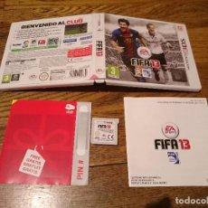 Videojuegos y Consolas: JUEGO FIFA 2013 PARA NINTENDO 3DS . Lote 95489747