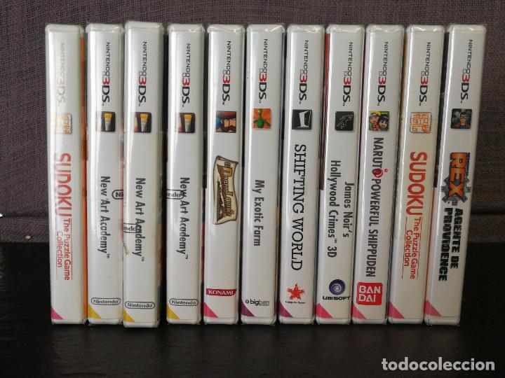 LOTE JUEGOS NINTENDO 3DS (Juguetes - Videojuegos y Consolas - Nintendo - 3DS)