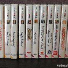 Videojuegos y Consolas: LOTE JUEGOS NINTENDO 3DS. Lote 97598723
