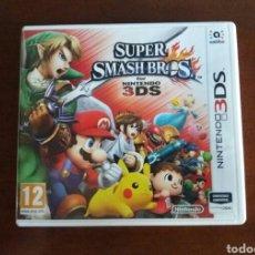 Videojuegos y Consolas: SUPER SMASH BROS NINTENDO 3DS. Lote 101744164