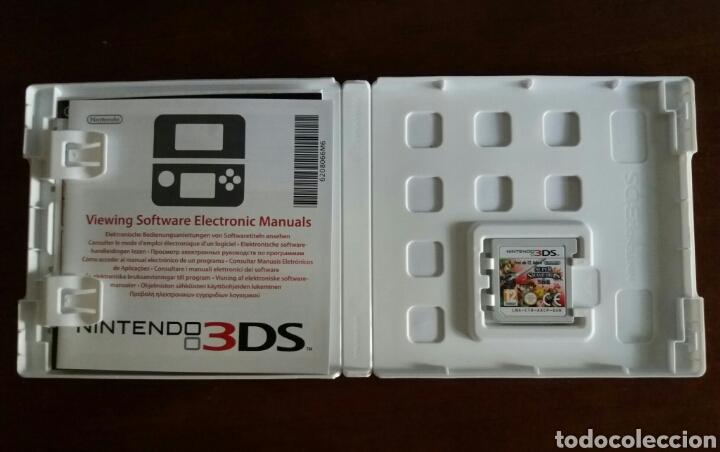 Videojuegos y Consolas: SUPER SMASH BROS NINTENDO 3DS - Foto 2 - 101744164