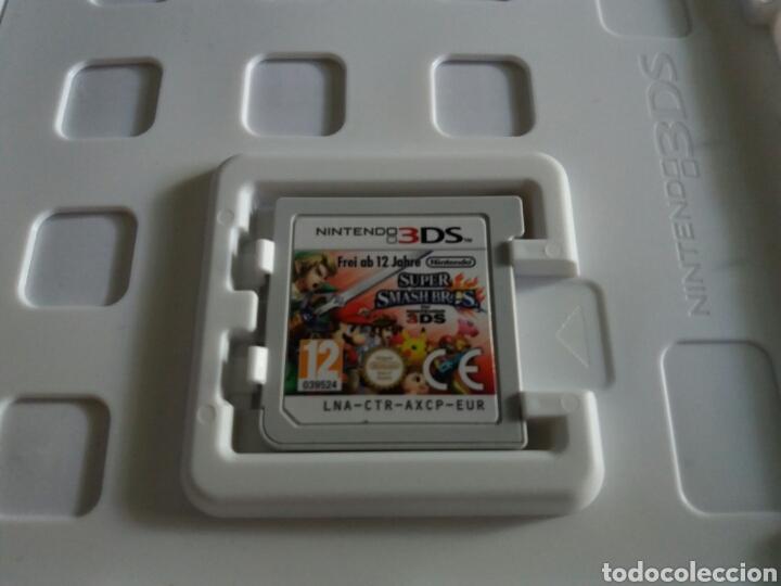 Videojuegos y Consolas: SUPER SMASH BROS NINTENDO 3DS - Foto 4 - 101744164