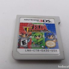 Videojuegos y Consolas: JUEGO THE LEGEND OF ZELDA TRI FORCE HEROES USA NINTENDO 3DS 2DS.ENVIO COMBINADO. Lote 103609071