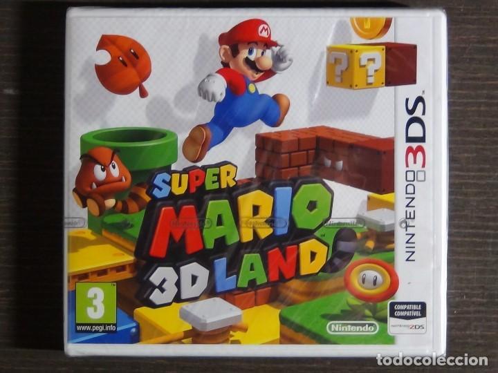 Juego 3ds Super Mario 3d Land Precintado Comprar Videojuegos Y