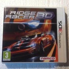 Videojuegos y Consolas: RIDGE RACER 3D NINTENDO 3DS. Lote 107037791