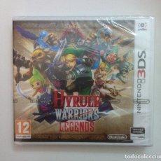 Videojuegos y Consolas: HYRULE WARRIORS LEGENDS 3DS NINTENDO 3DS . Lote 107039991