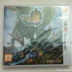 Videojuegos y Consolas: MONSTER HUNTER 3: ULTIMATE NINTENDO 3DS PAL ESPAÑA. Lote 107044651