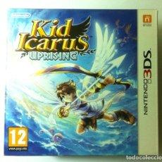 Videojuegos y Consolas: KID ICARUS: UPRISING NINTENDO 3DS EDICIÓN COLECCIONISTA PAL ESPAÑA . Lote 107046127