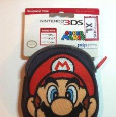 Videojuegos y Consolas: PDP - FUNDA DE NEOPRENO SUPER MARIO (NINTENDO 3DS). Lote 107265271