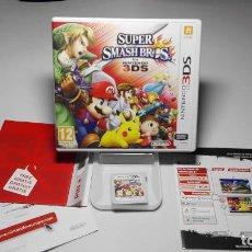 Videojuegos y Consolas: SUPER SMASH BROS. FOR 3DS ( NINTENDO 2DS - 3DS). Lote 108410375
