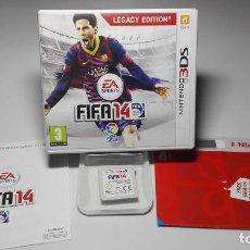 Videojuegos y Consolas: FIFA 14 ( NINTENDO 2DS - 3DS). Lote 108410395