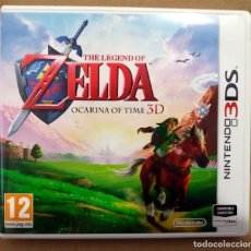 Videogiochi e Consoli: THE LEGEND OF ZELDA: OCARINA OF TIME 3D - NINTENDO 3DS PAL ESPAÑA , CASTELLANO COMO NUEVO . Lote 113329419
