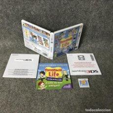 Videojuegos y Consolas: TOMODACHI LIFE·3DS. Lote 114135143