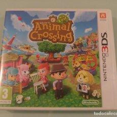 Videojuegos y Consolas: ANIMAL CROSSING NEW LEAF PARA NINTENDO 3DS 2DS EN ESPAÑOL. Lote 114652851