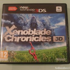 Videojuegos y Consolas: XENOBLADE CHRONICLES 3D PARA NEW NINTENDO 3DS EN ESPAÑOL COMPLETO. Lote 114653679