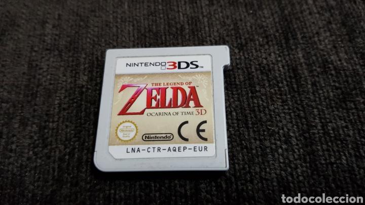 Juego Nintendo 3ds The Legend Of Zelda Ocarina Comprar Videojuegos