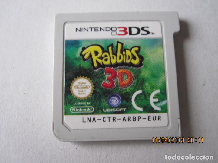 Juego Para Nintendo 3ds Rabbids 3d Comprar Videojuegos Y Consolas