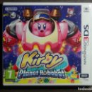 Videojuegos y Consolas: NINTENDO 3DS KIRBY PLANET ROBOBOT - PRECINTADO - PAL ESPAÑA.. Lote 119906715