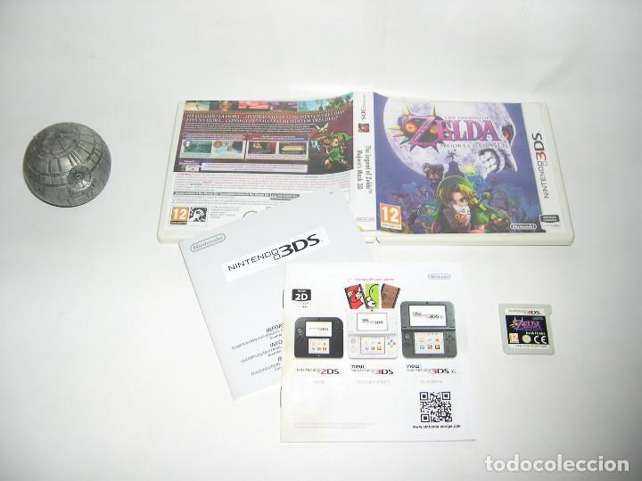 Juego Nintendo 3ds The Legend Of Zelda Comprar Videojuegos Y