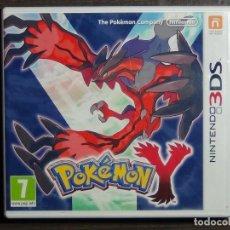 Videogiochi e Consoli: JUEGO NINTENDO 3DS - POKEMON Y. Lote 126087875