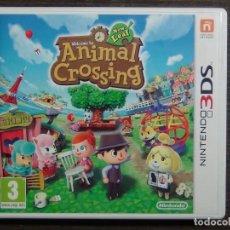 Videojuegos y Consolas: JUEGO NINTENDO 3DS - ANIMAL CROSSING. Lote 207280177