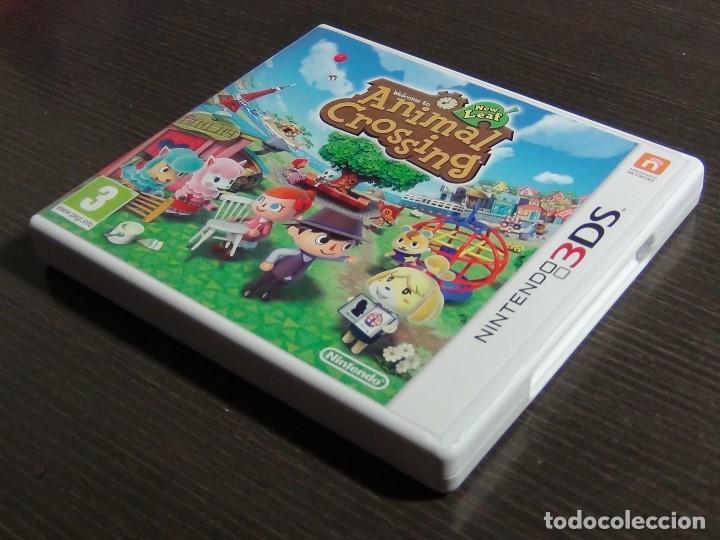 Videojuegos y Consolas: Juego Nintendo 3DS - Animal Crossing - Foto 4 - 207280177