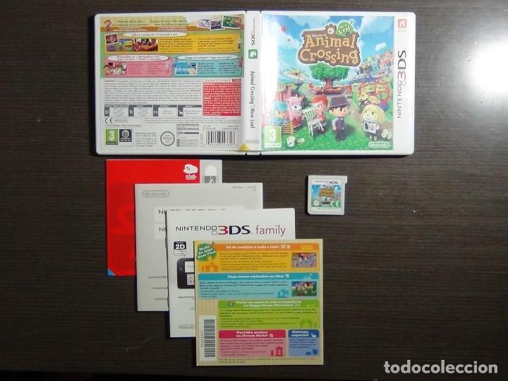 Videojuegos y Consolas: Juego Nintendo 3DS - Animal Crossing - Foto 5 - 207280177