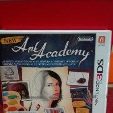 Videojuegos y Consolas: NINTENDO 3DS NINTENDO3DS NEW ART ACADEMY PRECINTADO CASTELLANO. Lote 126381215