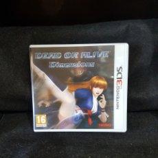 Videojuegos y Consolas: NINTENDO 3DS DEAD OR ALIVE DIMENSIONS. Lote 127444176