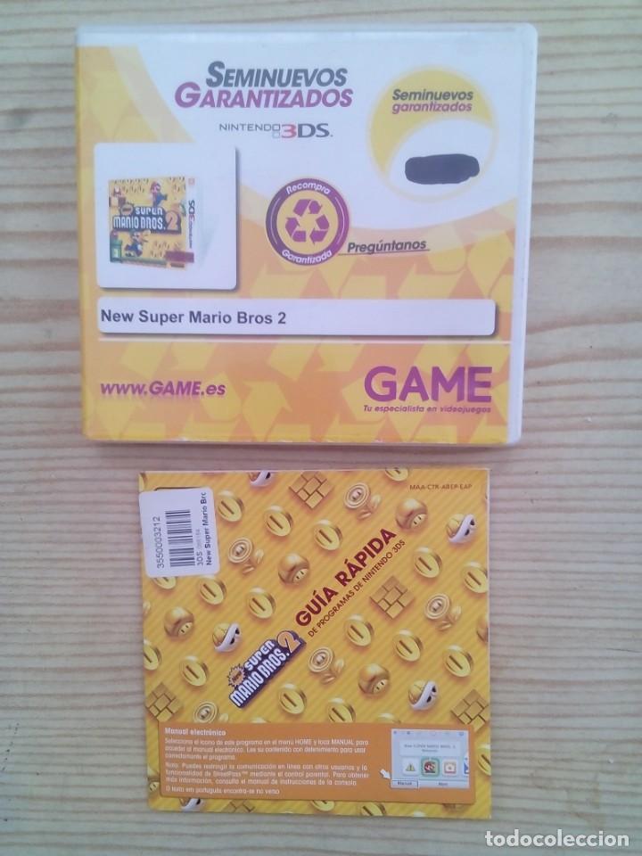 Nintendo 3ds New Super Mario Bros 2 Caja E In Comprar