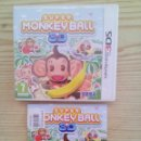 Videojuegos y Consolas: NINTENDO 3DS SUPER MONKEY BALL 3D - CAJA E INSTRUCCIONES - SIN JUEGO. Lote 160308726
