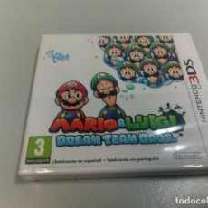 Videojuegos y Consolas: MARIO & LUIGUI DREAM TEAM BROS 3DS. Lote 131250971