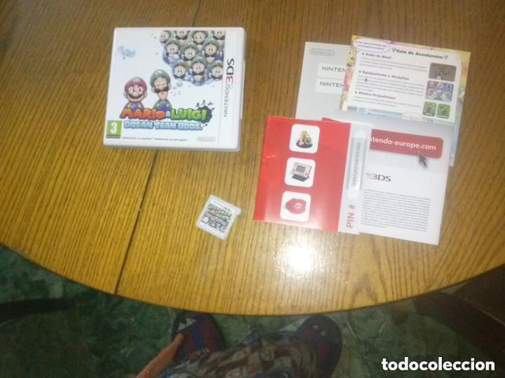 Juego Nintendo 3ds Mario Luigi Dream Team Bro Comprar