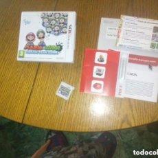 Videojuegos y Consolas: JUEGO NINTENDO 3DS MARIO & LUIGI DREAM TEAM BROS. Lote 132350266