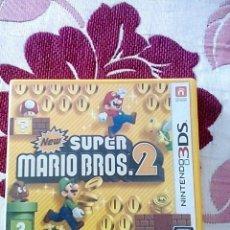 Videojuegos y Consolas: SUPER MARIO BROS 2 3DS. Lote 132993605