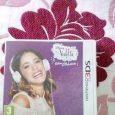 Videojuegos y Consolas: VIOLETTA 3DS. Lote 132993721