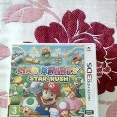Videojuegos y Consolas: MARIO PARTY STAR RUSH 3DS. Lote 132993917