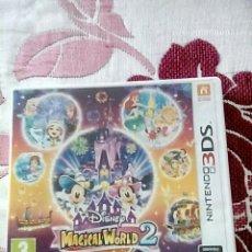 Videojuegos y Consolas: DISNEY MAGICAL WORLD 2 3DS. Lote 132994005