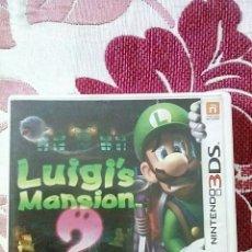 Videojuegos y Consolas: LUIGI'S MANSION 2 3DS. Lote 132994091
