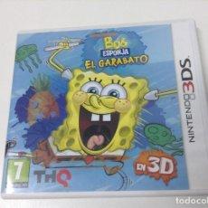 Videojuegos y Consolas: BOB ESPONJA EL GARABATO. Lote 133169922