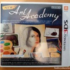 Videojuegos y Consolas: NEW ART ACADEMY NINTENDO 3DS EDICION ESPAÑOLA COMPLETO MUY BUEN ESTADO. Lote 133204262