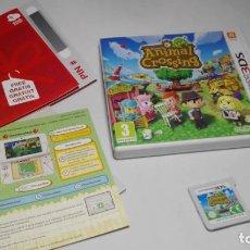 Videojuegos y Consolas: ANIMAL CROSSING : NEW LEAF ( NINTENDO 2DS -3DS ). Lote 133213894
