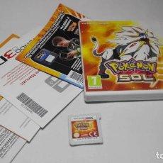 Videojuegos y Consolas: POKEMON SOL ( NINTENDO 2DS -3DS ). Lote 133213974