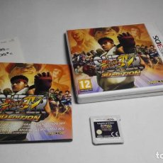 Videojuegos y Consolas: SUPER STREET FIGHTER IV - 3D EDITION ( NINTENDO 2DS -3DS ). Lote 133214014