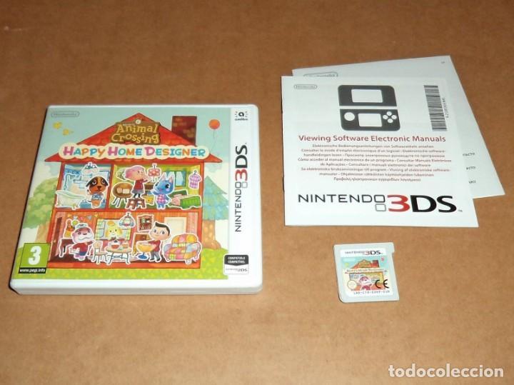 ANIMAL CROSSING : HAPPY HOME DESIGNER PARA NINTENDO 3DS, PAL (Juguetes - Videojuegos y Consolas - Nintendo - 3DS)