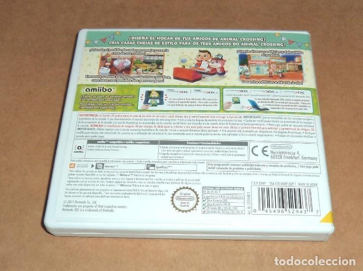 Videojuegos y Consolas: Animal Crossing : Happy Home Designer para Nintendo 3DS, Pal - Foto 2 - 135536050