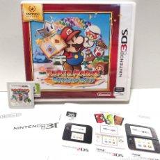 Videojuegos y Consolas: PAPER MARIO STICKER STAR NINTENDO 3DS. Lote 136142278